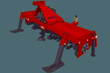 Почвофреза навесная усиленная ФРН-2К