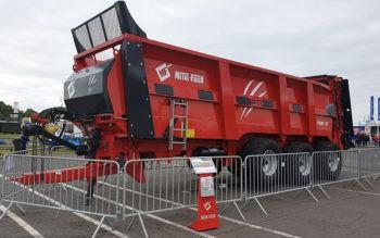 Навозоразбрасыватель Metal-Fach N-280/3 RAPTOR 32 тонны